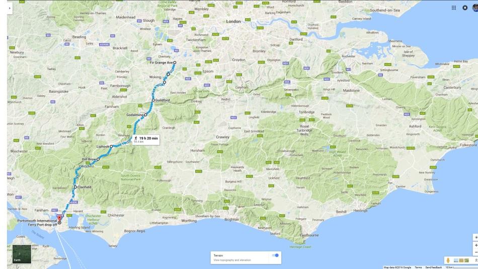 Camino UK Map v1